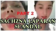 Alleged Model Sachzna Laparan Sex Scandal